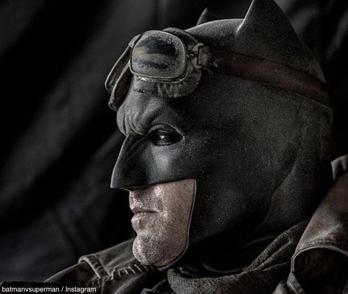 ベン・アフレック『バットマン vs スーパーマン ジャスティスの誕生(原題:Batman v Superman: Dawn of Justice)』