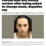 暴力をふるい逮捕されたエンリコ・トロ