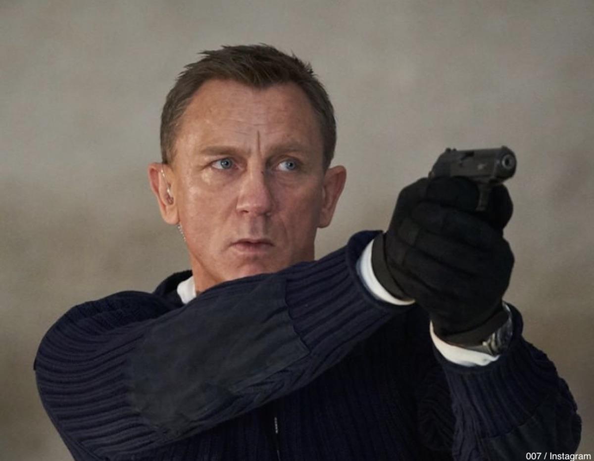 『007/ノー・タイム・トゥ・ダイ』ダニエル・クレイグ