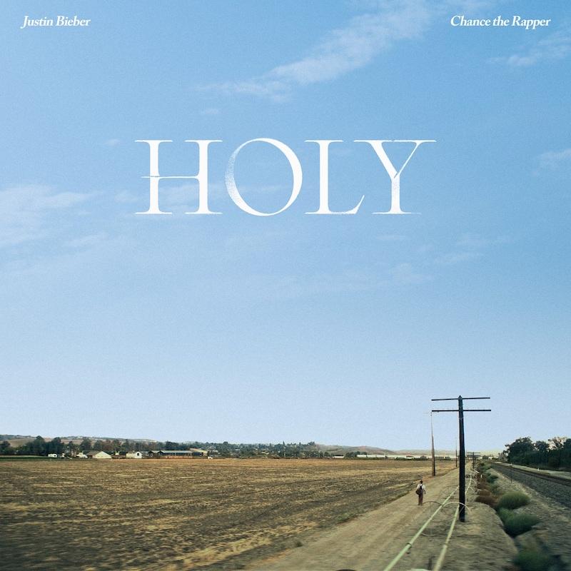 ニュー・シングル「HOLY」アートワーク