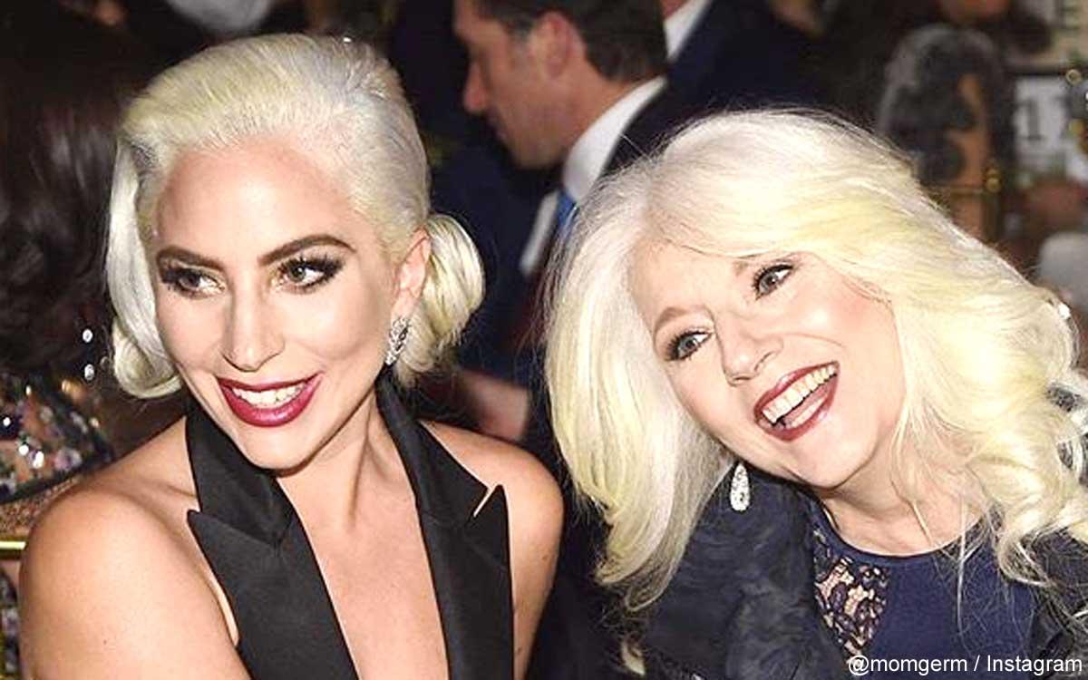 レディー・ガガと、母シンシア