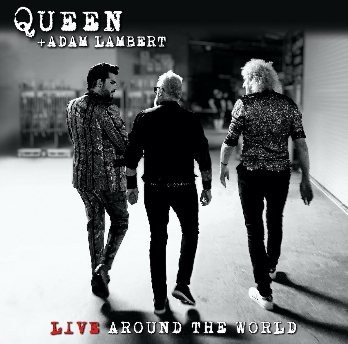 クイーン+アダム・ランバート『Live Around The World』