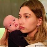 ヘイリー・ビーバーと赤ちゃん