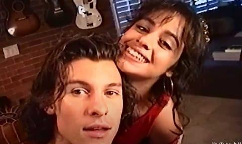 ショーン・メンデスと、カミラ・カベロ