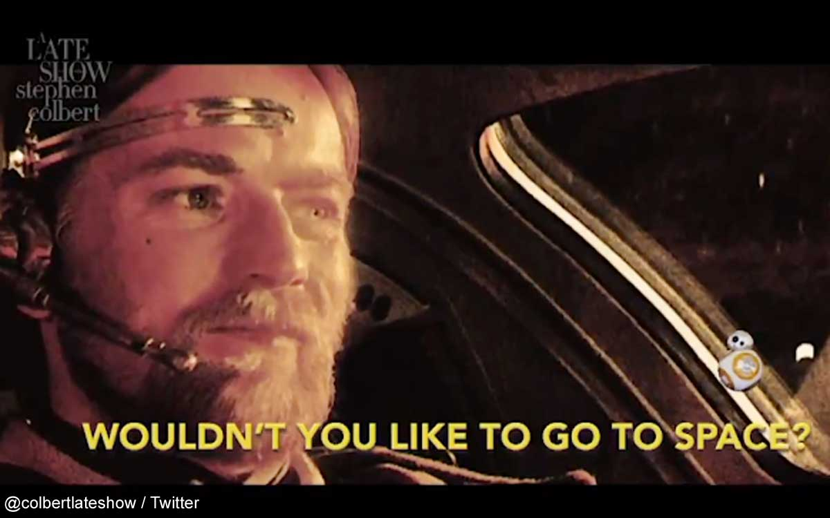 「Star Wars: Kenobi」のパロディー映像