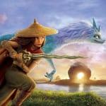 『ラーヤと龍の王国』
