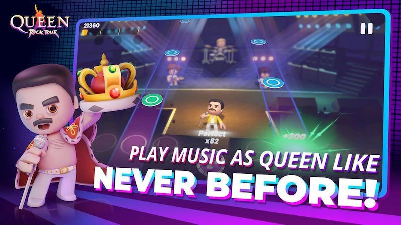 『Queen:ロックツアー』