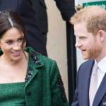 メーガン妃とヘンリー王子