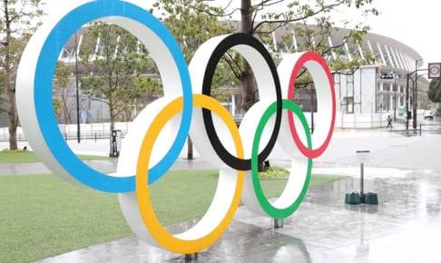 オリンピックのロゴ