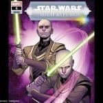 コミック『Star Wars:The High Republic』の特別版
