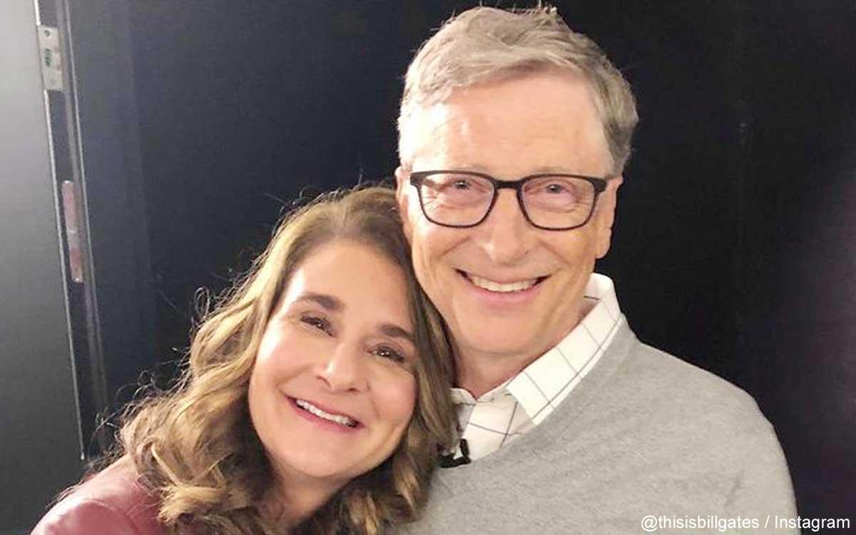 ビル・ゲイツと、メリンダ・ゲイツ