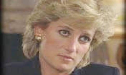 1995年11月に放映されたインタビューでのダイアナ元妃