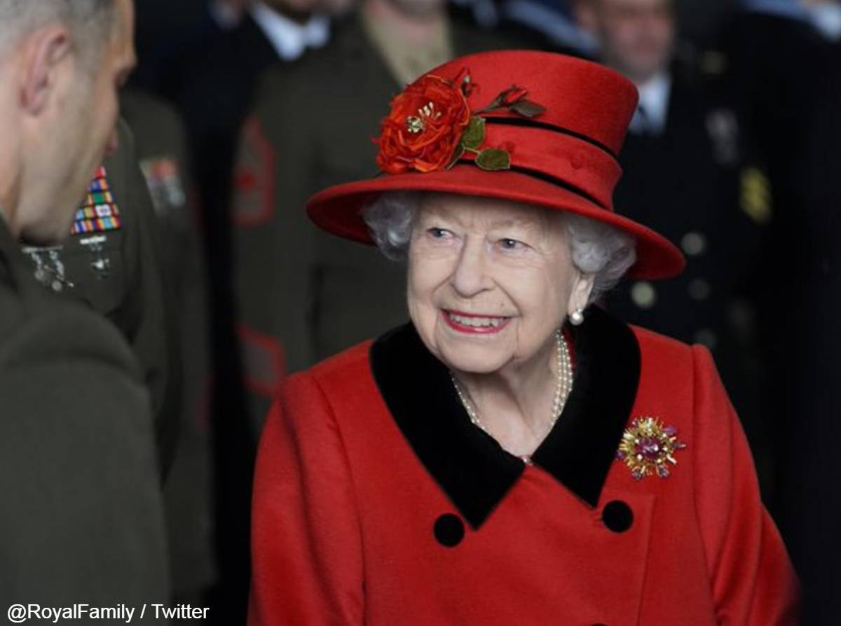 エリザベス女王2世