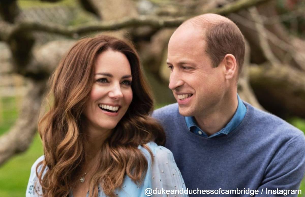 ウィリアム王子と、キャサリン妃