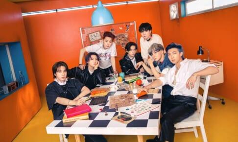 BTS 写真クレジット:BIGHIT MUSIC