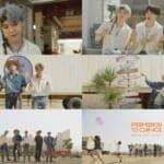 BTS「Permission to Dance」MVティザーからの一コマ