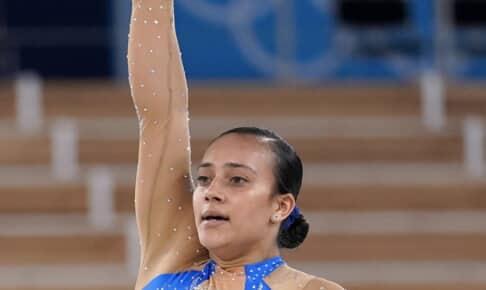 ルシアナ・アルバラド選手