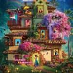『ミラベルと魔法だらけの家』