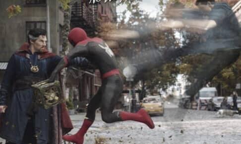 『スパイダーマン:ノー・ウェイ・ホーム』インスタグラムより