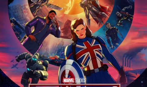 「ホワット・イフ...?」(C)2021 Marvel