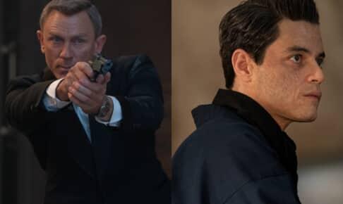 『007/ノー・タイム・トゥ・ダイ』ダニエル・クレイグ&ラミ・マレック