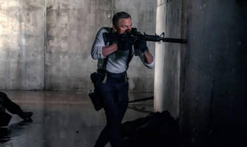 『007/ノー・タイム・トゥ・ダイ』© 2021 DANJAQ, LLC AND MGM. ALL RIGHTS RESERVED.