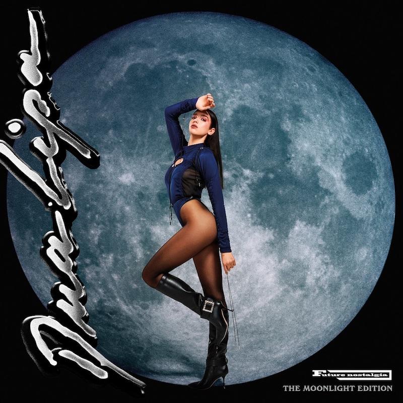 『Future Nostalgia (The Moonlight Edition) / フューチャー・ノスタルジア(ザ・ムーンライト・エディション)』