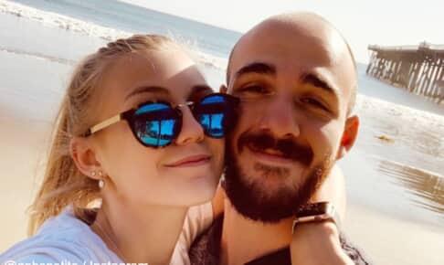 遺体で発見されたギャビー・ペティートと、婚約者ブライアン・ランドリー
