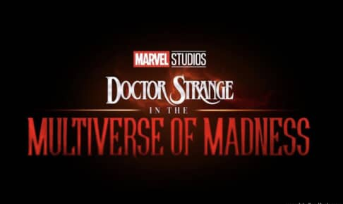 『Doctor Strange in the Multiverse of Madness (原題)』