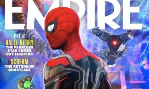 『スパイダーマン:ノー・ウェイ・ホーム』インスタグラム
